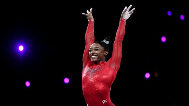 The Out-of-Touch Adults' Guide To Kid Culture: What Happened With Simone Biles at the Olympics?