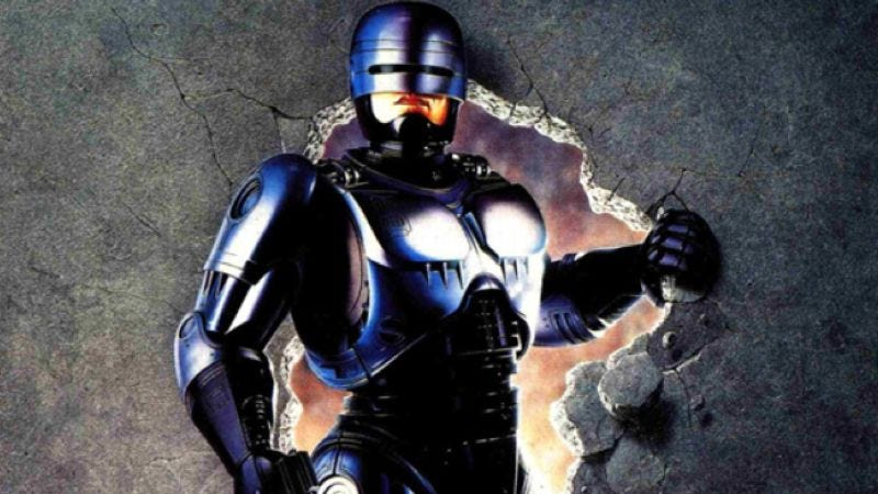 Illustration for article titled Detroit still wants—nay, demands—its RoboCop statue