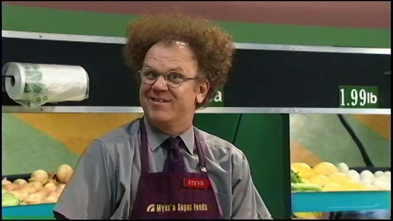Dr steve brule cooking show