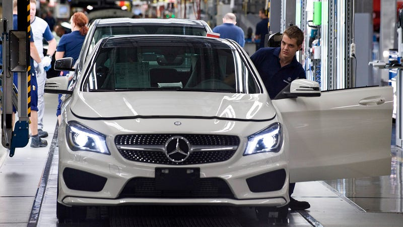 threats of mercedes benz 06-06-2018 despite the trump administration's threats to impose steep tariffs on european-made vehicles and continuing pressure from the peoples republic of china to build vehicles locally in china, daimler ag is investing 1 billion euros in a new factory in hungary mercedes-benz cars has broken ground for.