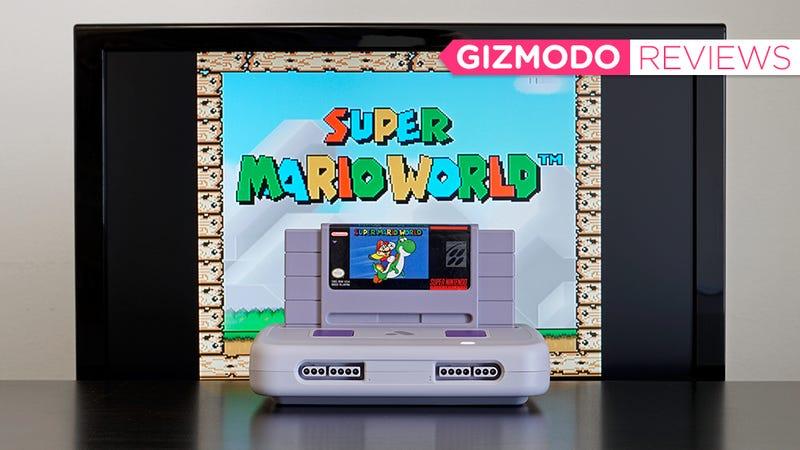 This Upgraded Super Nintendo Clone Rekindled My Love of 16-Bit Gaming