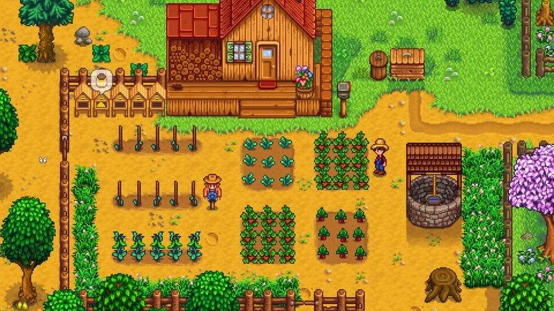 Screenshot: Stardew Valley/Chucklefish Games