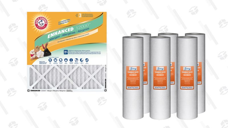Up to 35% Off Select Air and Water Filers | Home Depot