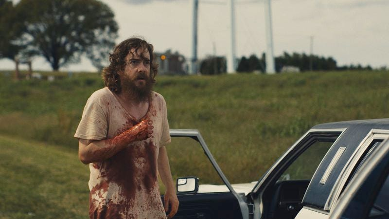 Illustration for article titled Blue Ruin revitalizes the revenge thriller with eccentric personality