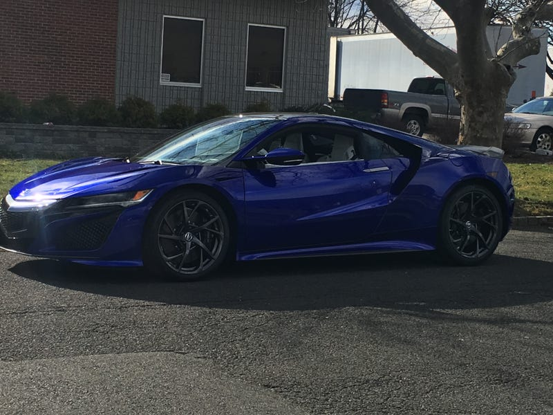 NSX for your time