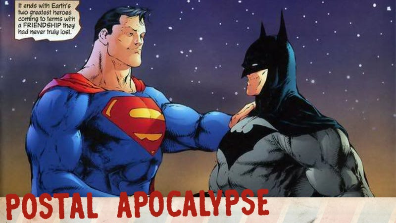 Illustration for article titled The Argument For Being Genuinely Optimistic About Batman V. Superman