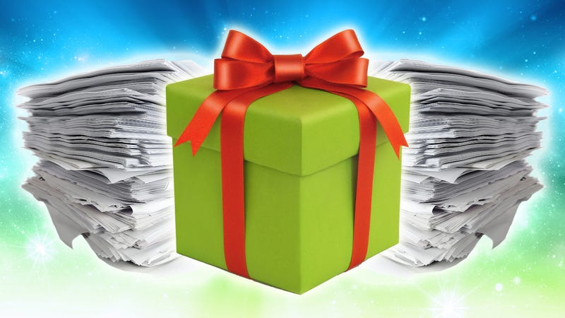 Illustration for article titled How to Track Your Warranties, Rebates, and Other Gift-Giving Paperwork