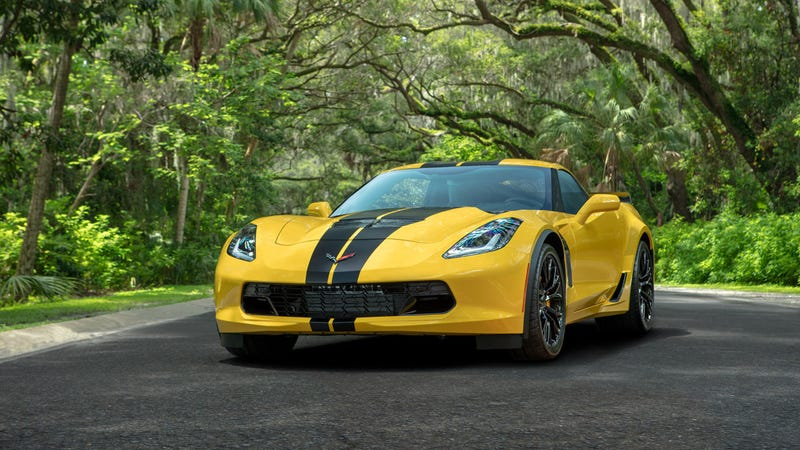 Illustration for article titled You Can Rent a 650-HP Corvette Z06 From Hertz but Only Go 75 Miles a Day