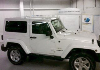 The Jeep Wrangler Got Reworked A Few Years Back, But For 2011 Theyu0027re  Throwing In An Option Buyers Have Been Requesting U2014 A Painted Hardtop.