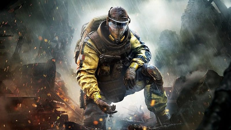 The next two rainbow six siege operators are packing some - Lion rainbow 6 siege ...