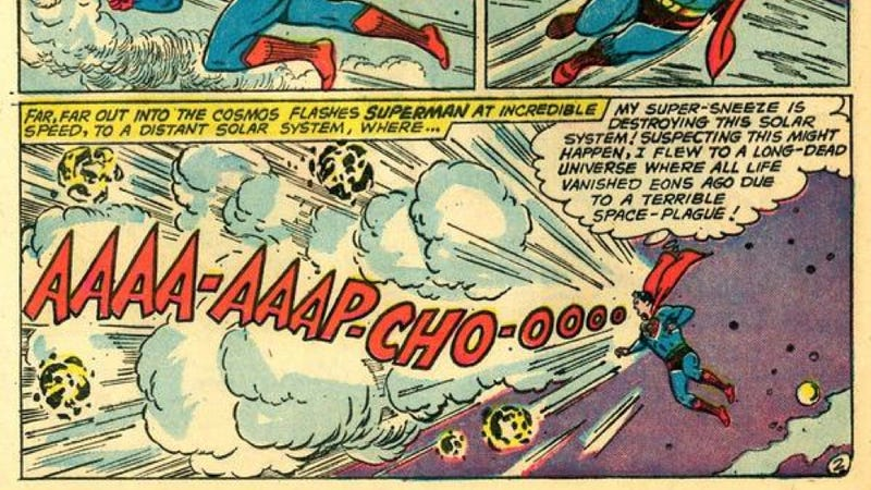 The 8 Incredibly Gross Powers Superman Doesn't Even Realize