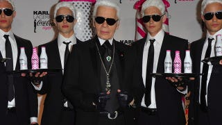 Illustration for article titled Karl Lagerfeld Finds Modern Marriage Problematic
