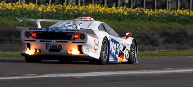 Illustration for article titled Start The Weekend With This Massive McLaren F1 GTR Photo Dump