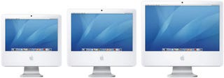 Illustration for article titled Apple Dumping its 17-inch iMac for Beefier 20 and 24 inchers