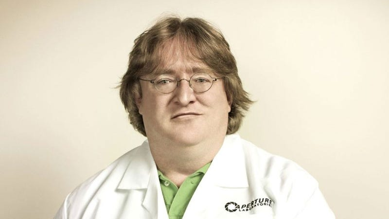 Illustration for article titled Gabe Newell Likes Origin More Than I do