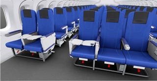 Illustration for article titled Toyota's Making Airline Seats That Can Adjust to Any Body Type