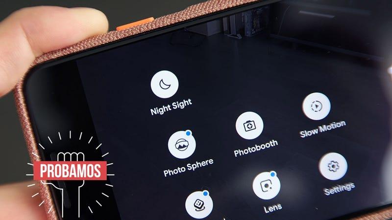 Illustration for article titled El modo noche de Google es tan bueno que marca un antes y un después en las apps de cámara