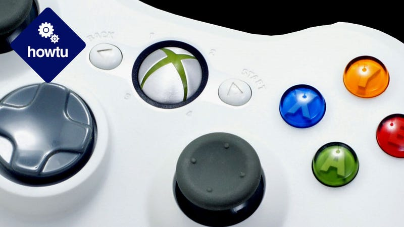 how to use a console controller on your pc