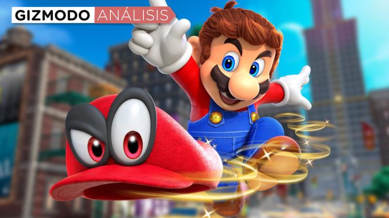 Illustration for article titled Super Mario Odyssey, análisis: deja todo lo que estés haciendo y corre a jugar esta obra maestra
