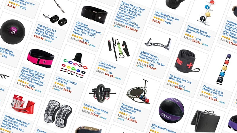 Fitness Equipment Sale | Amazon