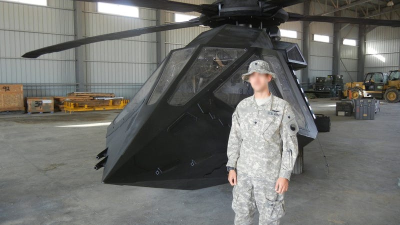 helicopters used in osama raid with Stealth Mh 60 Black Hawk As Used In The Bin Laden Raid 492410654 on Product together with Stealth Helicopter further Rah 66 Light Attack Helicopter together with Covert Helicopter Revealed In Bin Laden Raid in addition Seal Team 6 2011 5.