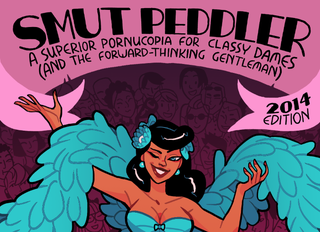 Illustration for article titled Smut Peddler's Editor Tells Us How To Make Great Pornographic Comics