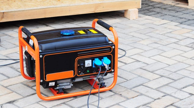 Please, Never Use a Portable Generator Indoors