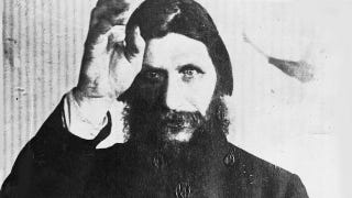 Illustration for article titled Is This Rasputin's Dick?