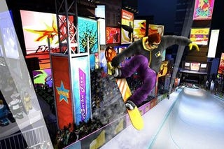 Illustration for article titled Shaun White Snowboarding World Stage Preview: Snow In Summer