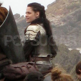 Illustration for article titled Snow White and The Huntsman set photos