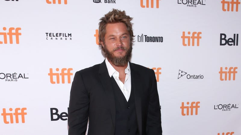 Illustration for article titled Former Vikings star Travis Fimmel joins Ridley Scott's android show