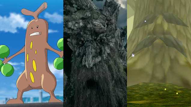 Male Trees, Ranked
