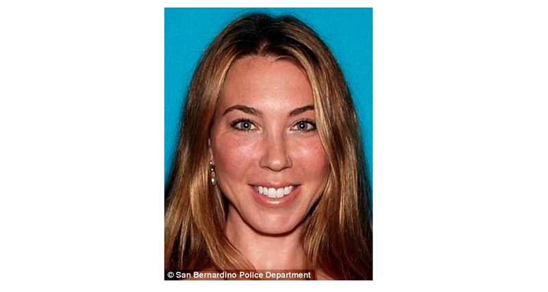 Stephanie Smith, who police say made millions a month on an unlicensed marijuana operation (San Bernardino, Calif., Police Department)