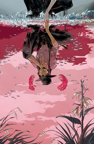 Illustration for article titled Pretty Deadly