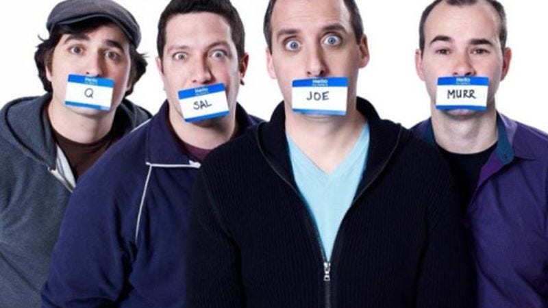 Illustration for article titled Impractical Jokers