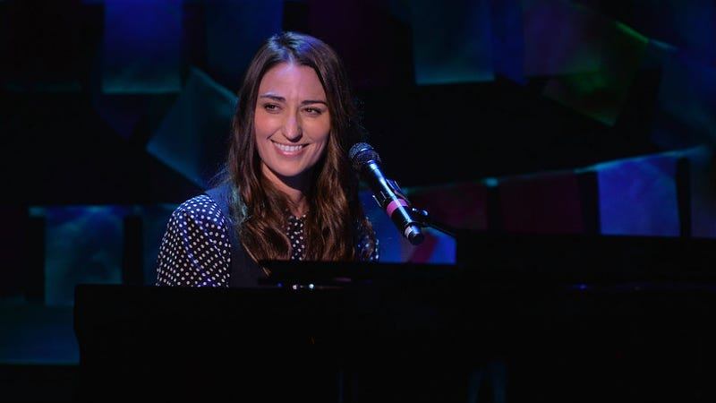 Illustration for article titled Sara Bareilles Is Making a New Musical Based on Waitress