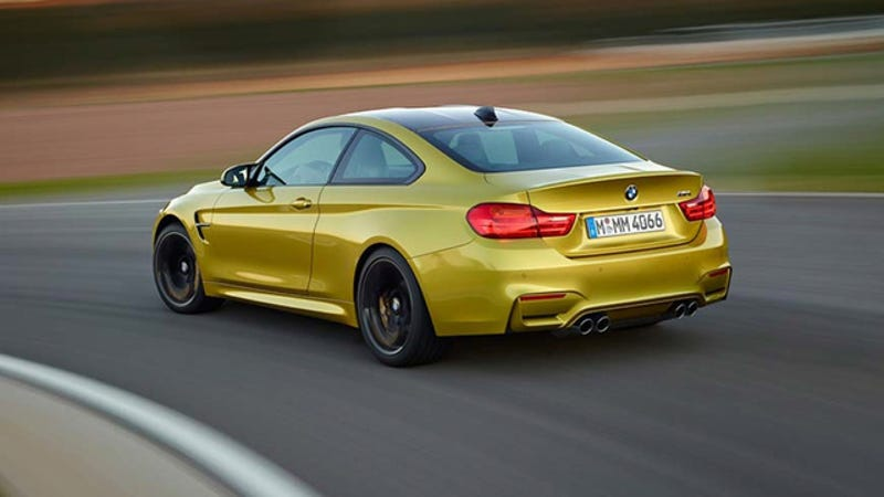 Illustration for article titled 2015 BMW M3 And M4 Are $60,000 Of Bavarian Sports Firepower