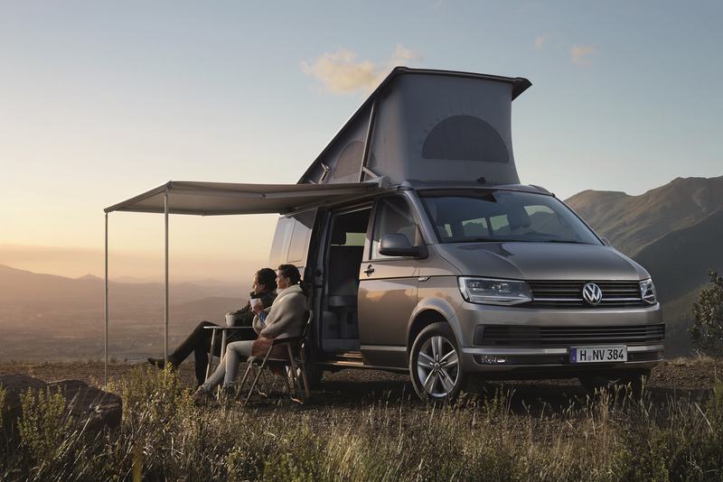 """Illustration for article titled VW T6 """"California"""" ... riiighht"""