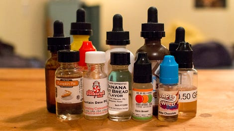 Image result for e-juice kills