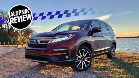 The 2019 Honda Passport Can Be Your Off-Road-Tackling
