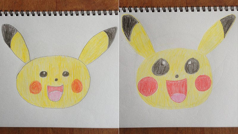 Illustration for article titled A Week with Pokémon Art Academy Actually Improved My Drawing Skills
