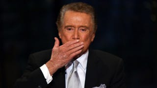 Illustration for article titled Regis Philbin Says Goodbye To Live! With Regis And Kelly