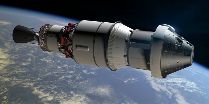 Illustration for article titled Watch the Orion Spacecraft's Test Flight Right Here (Updating Live)