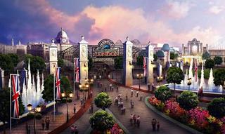 Illustration for article titled Top Gear Amusement Park?