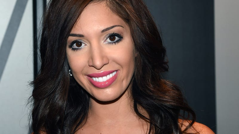 Illustration for article titled A Very Confident Farrah Abraham Is Her Own #WCW