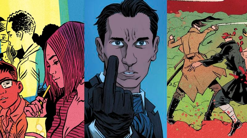 Comics colorist Jordie Bellaire on the art of coloring and stealing ...