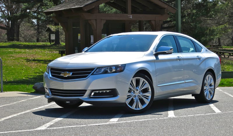 the 2014 chevy impala is actually pretty damn good. Black Bedroom Furniture Sets. Home Design Ideas