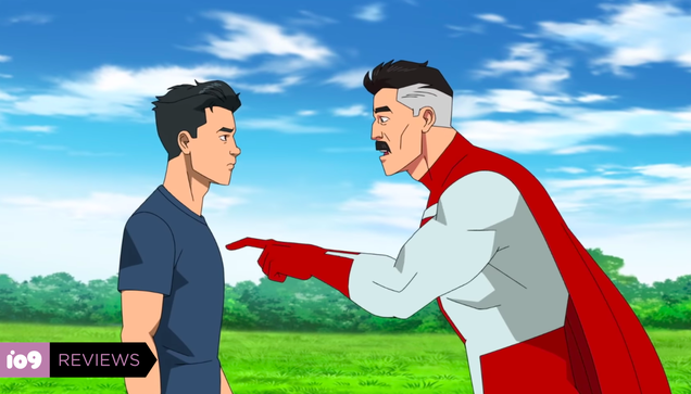 Invincible Would Like to Introduce You to the Concept of Daddy Issues