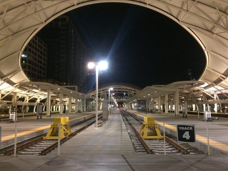 Illustration for article titled Denver's Union Station