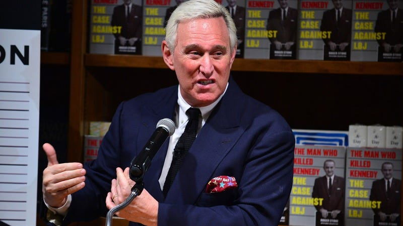 Roger Stone, Jr (Photo: Vallery Jean/Getty Images)
